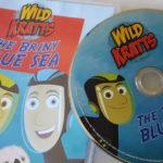 Wild Kratts DVD – The Briny Blue Sea