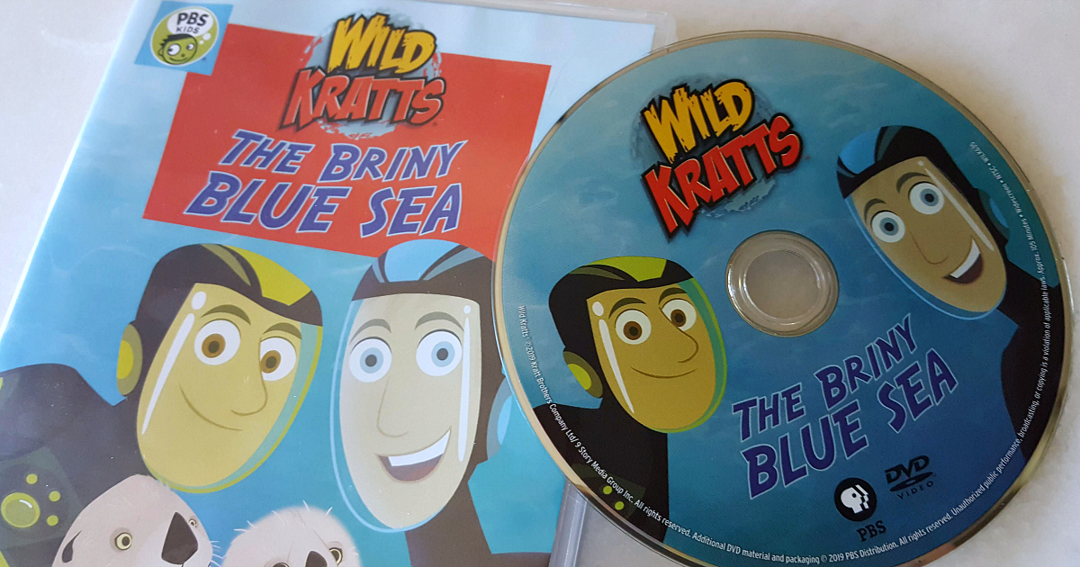 feature wild kratts dvd