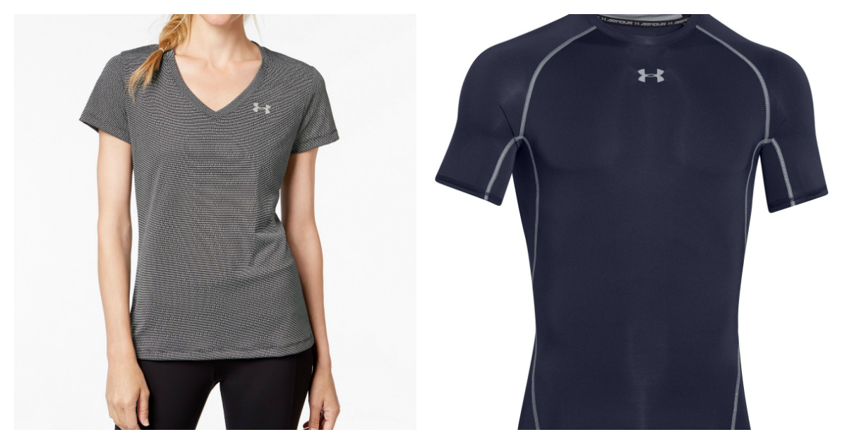featured under armour deals
