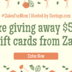 Zales Gift Card Giveaway – Ends 5/3/19