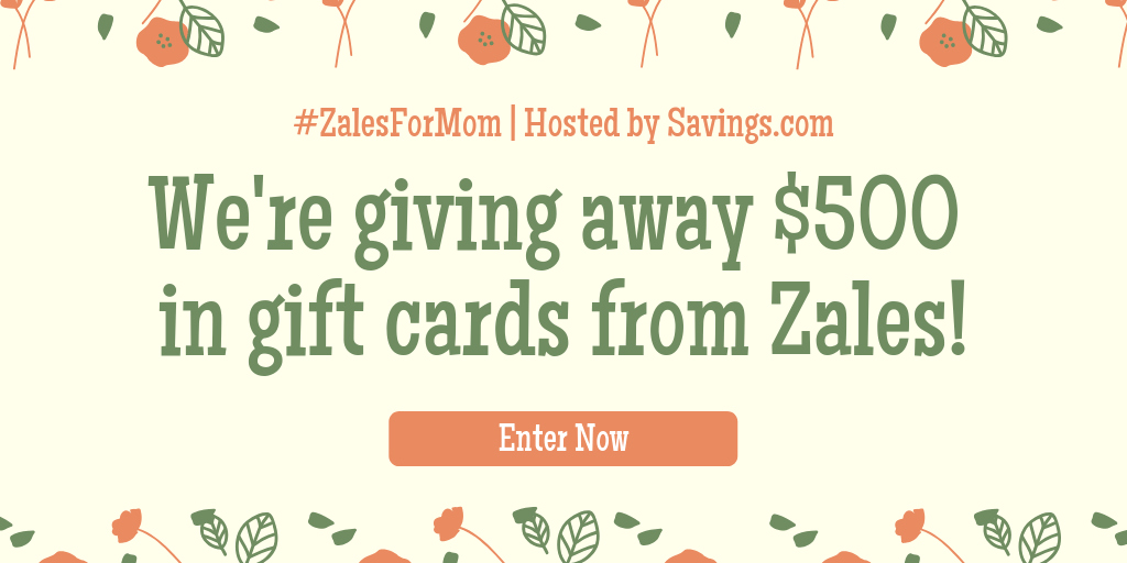 mothers day zales gift card giveaway