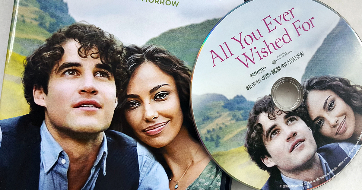 DVD All you ever wished for movie
