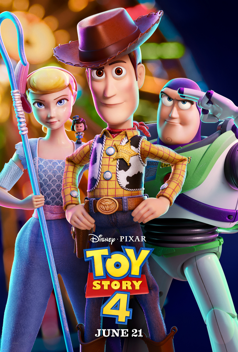 Final Toy Story 4 Trailer from Disney and Pixar