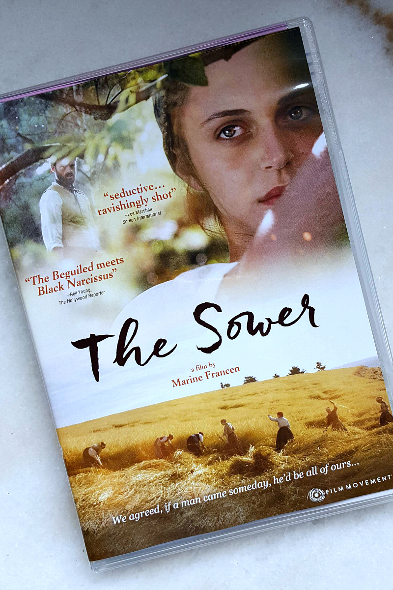 Independent movie the sower dvd