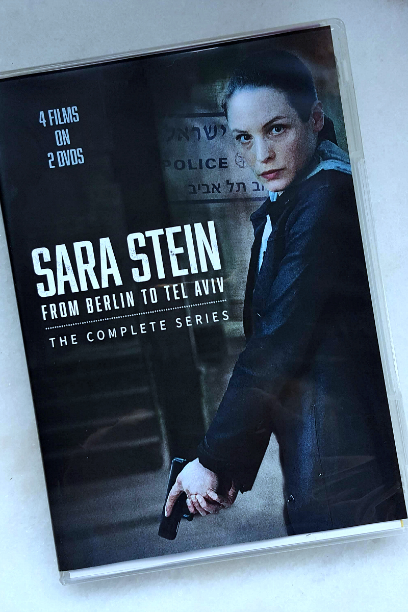 dvd set sara stein movie series