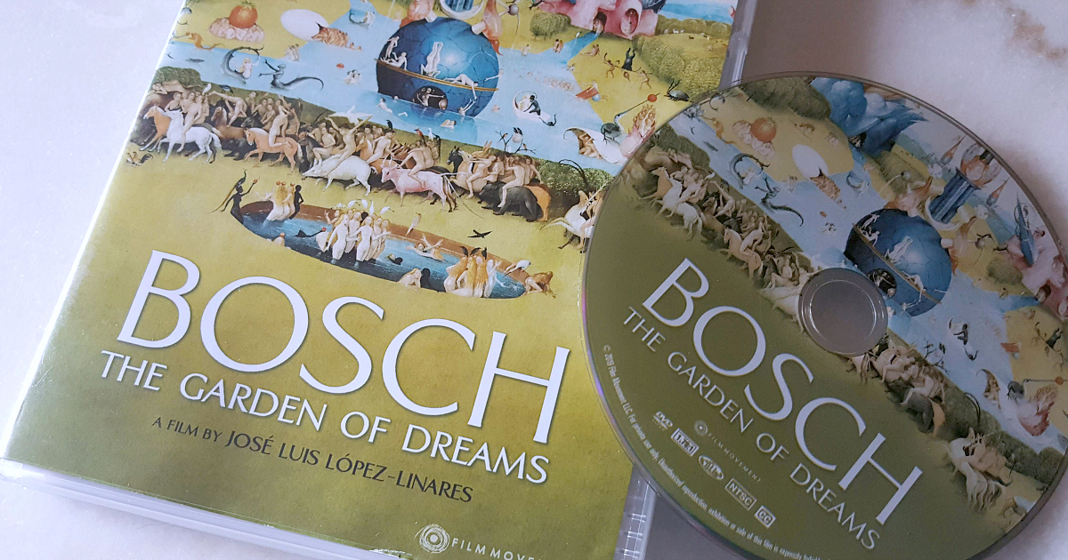 feature bosch garden of dreams dvd