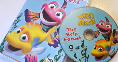 feature henson splash and bubbles dvd