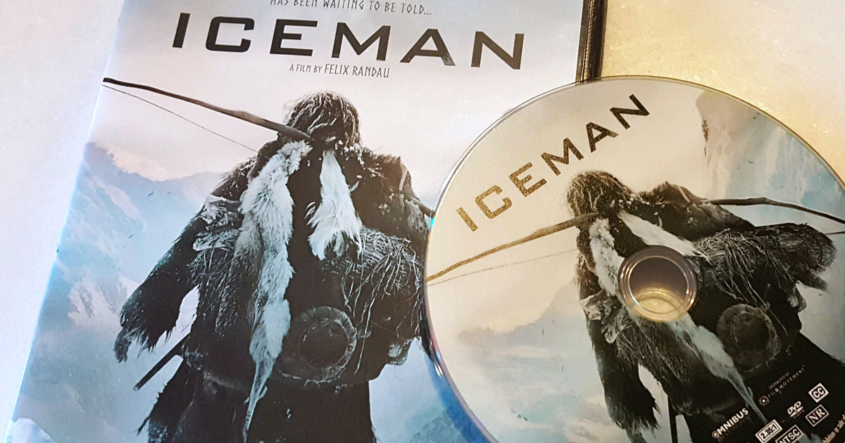 feature iceman dvd
