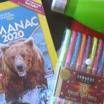 Nat Geo Almanac Prize Package Giveaway