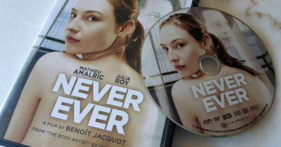 feature never ever dvd
