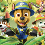 Paw Patrol Jungle Rescues DVD