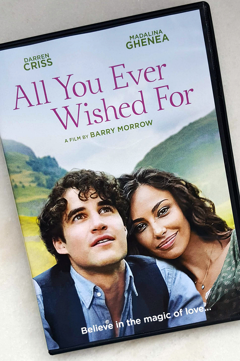 All You Ever Wished For DVD