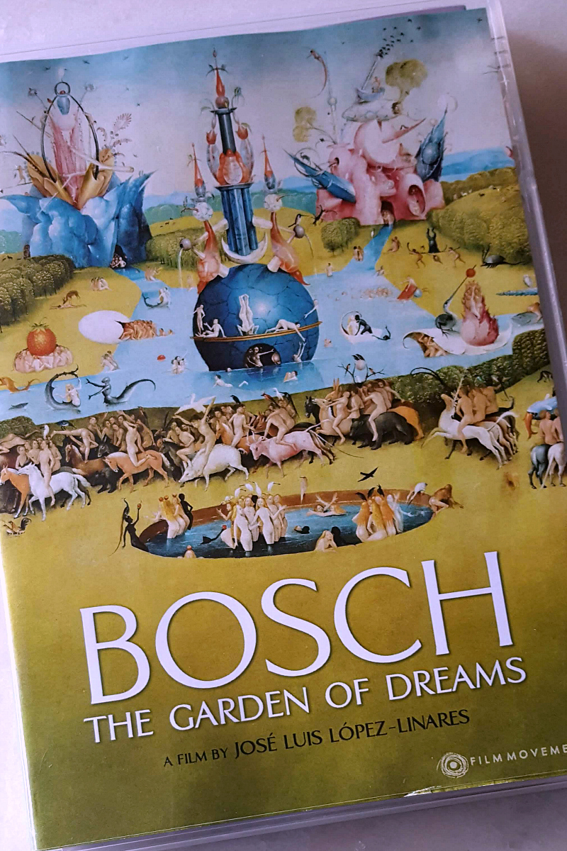pin bosch garden of dreams film