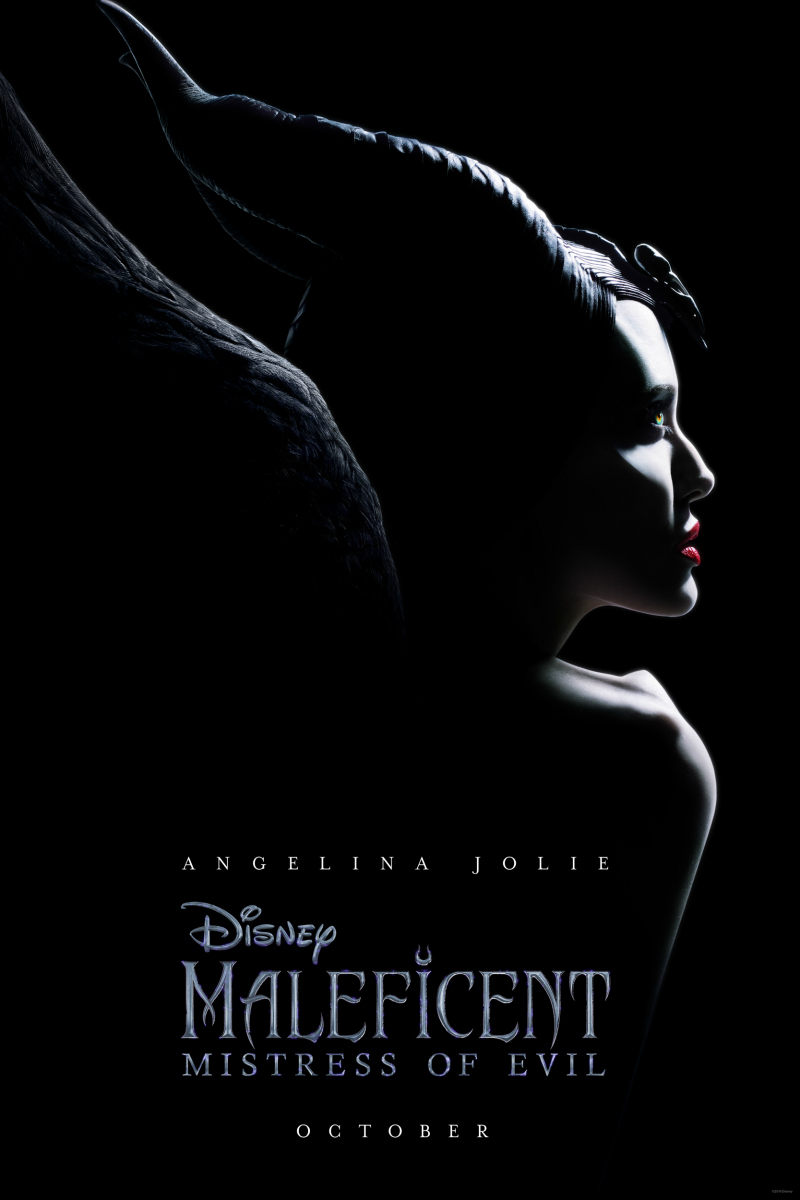 pin disney maleficent mistress of evil movie poster