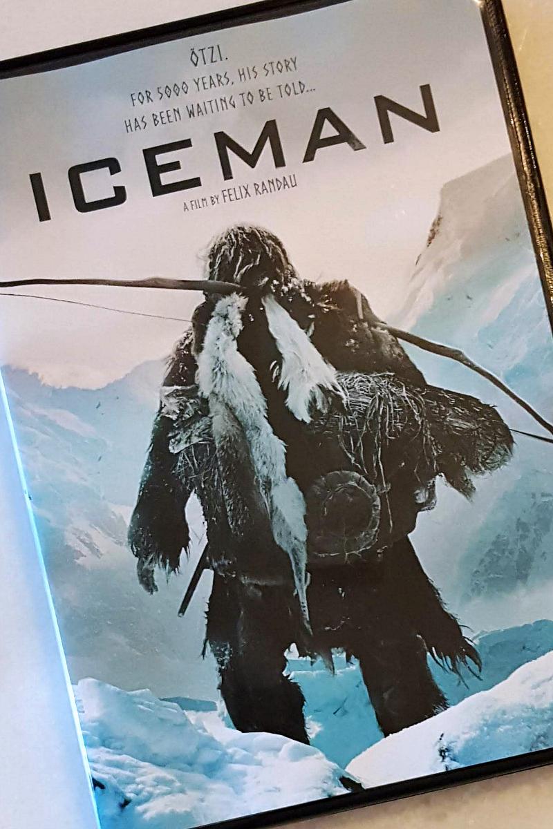 Iceman DVD - A Film by Felix Randau