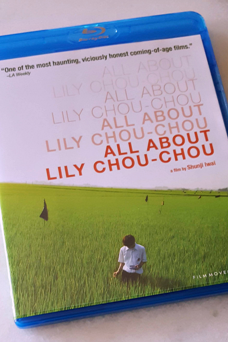 All About Lily Chou Chou Blu-ray