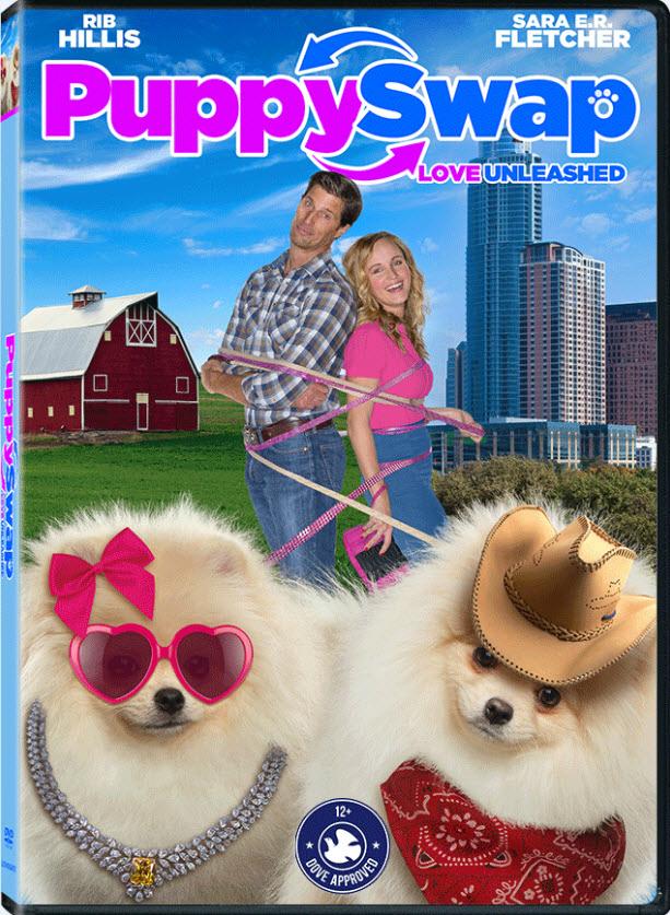 Puppy Swap - Love Unleashed Movie DVD