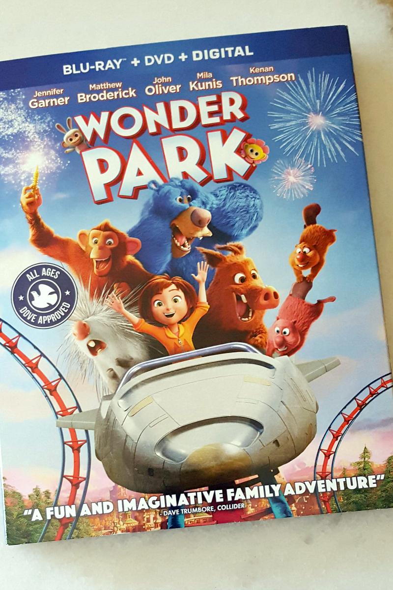 pin wonder park blu-ray dvd digital