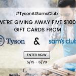 Sams Club Gift Card Giveaway