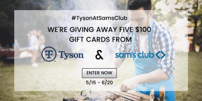 sams gift card giveaway banner