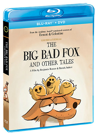 blu-ray dvd big bad fox