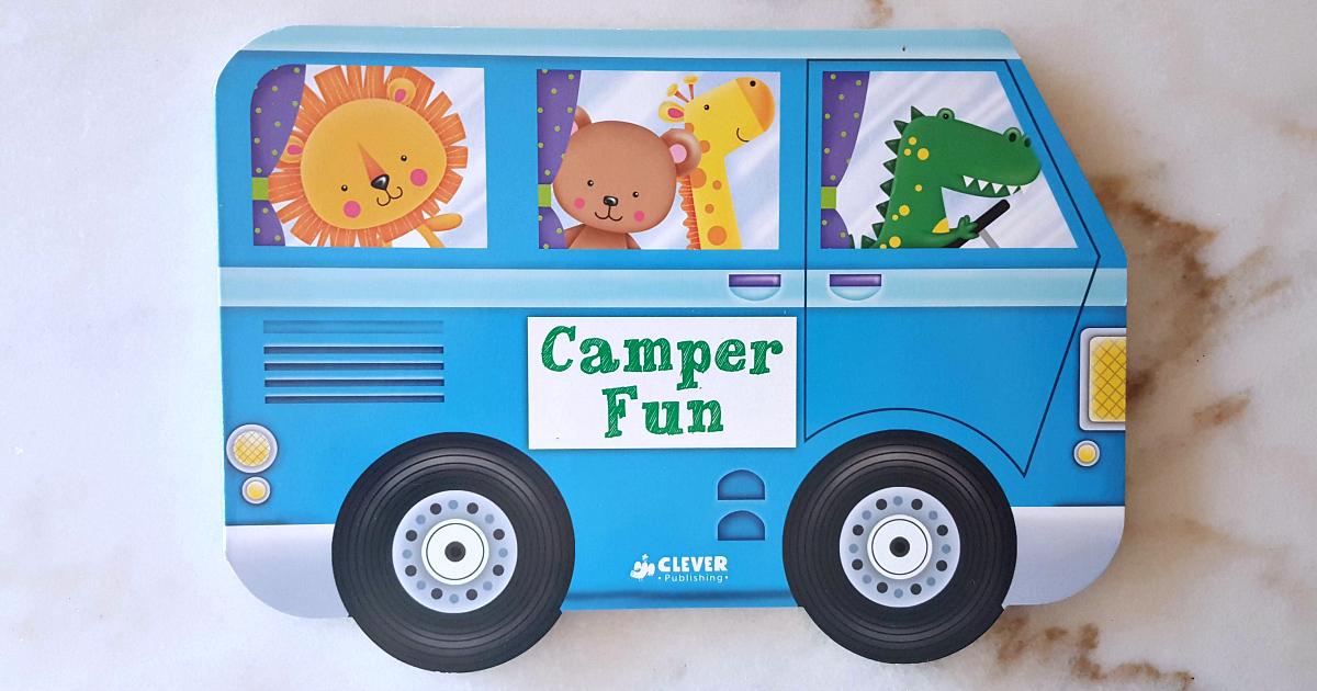 board book camper fun