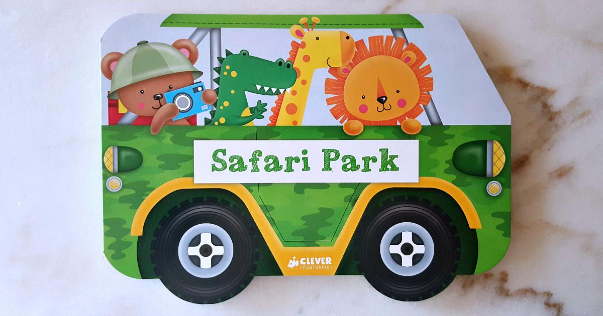 board book safari park