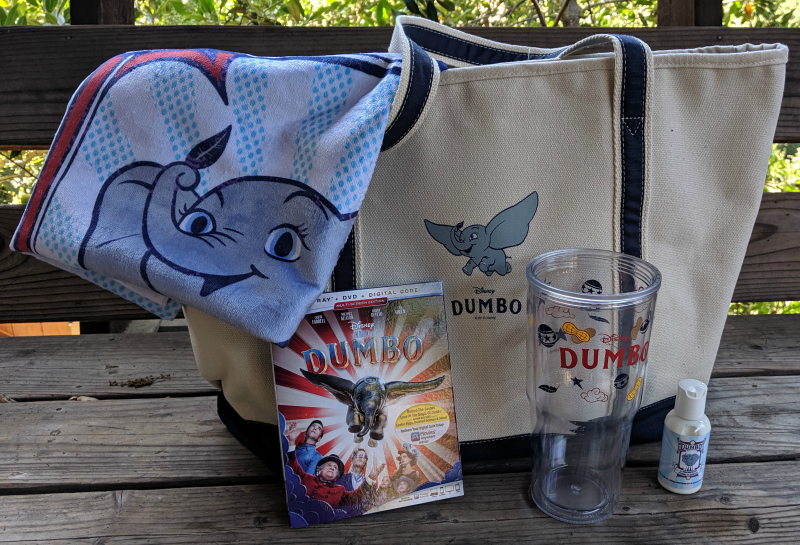 disney dumbo merch
