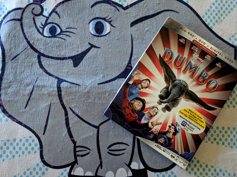 disney dumbo movie
