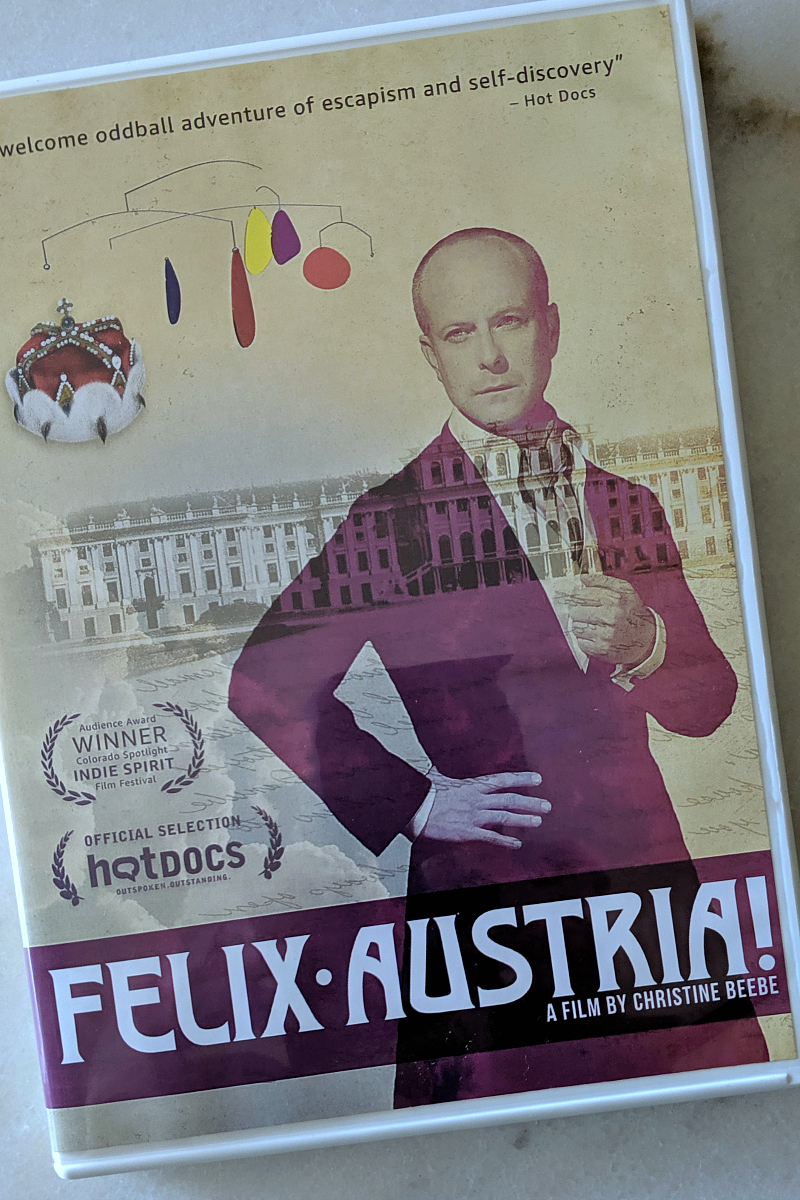 dvd felix austria film