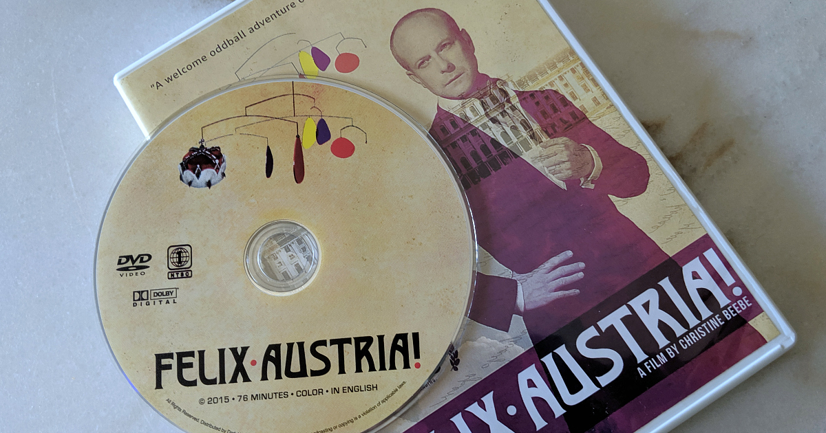 dvd felix austria movie
