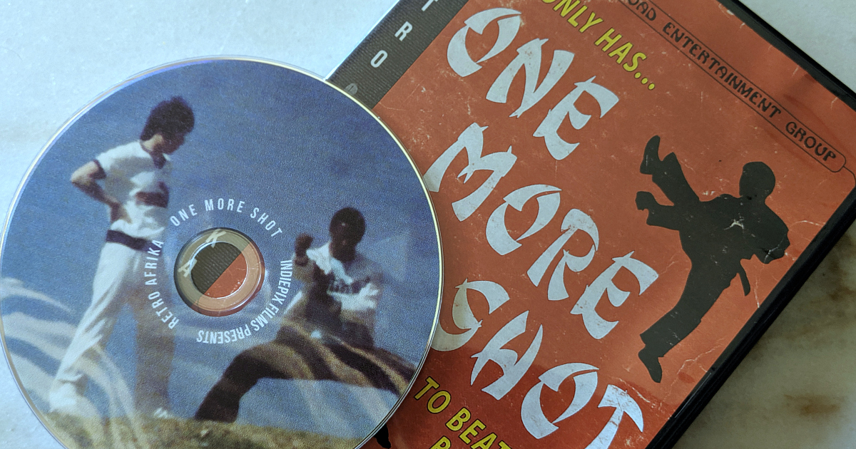 dvd retro afrika one more shot