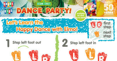 feature elmo happy dance tutorial