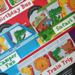 Summer Board Books for Preschoolers