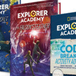Explorer Academy Books from Nat Geo