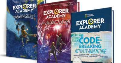 nat geo explorer academy