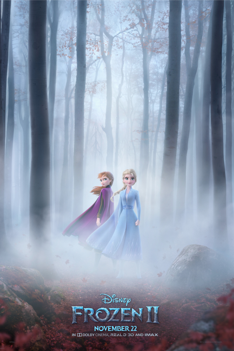 New Disney Frozen 2 Trailer and Poster