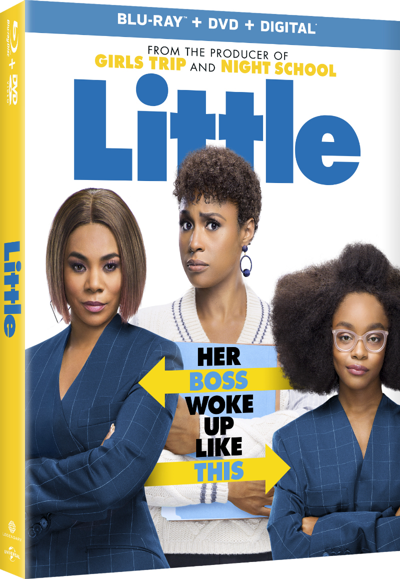 Little Blu-ray DVD + Digital from the Producer of Girls Trip and Night School