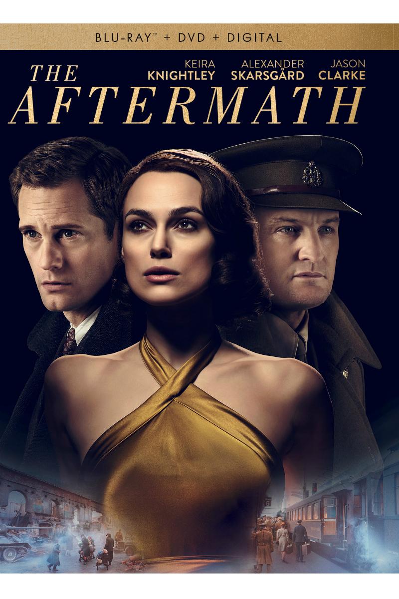 The Aftermath Starring Keira Knightley - Blu-ray + DVD + Digital