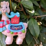 Adorable Precious Moments Llama Ornament