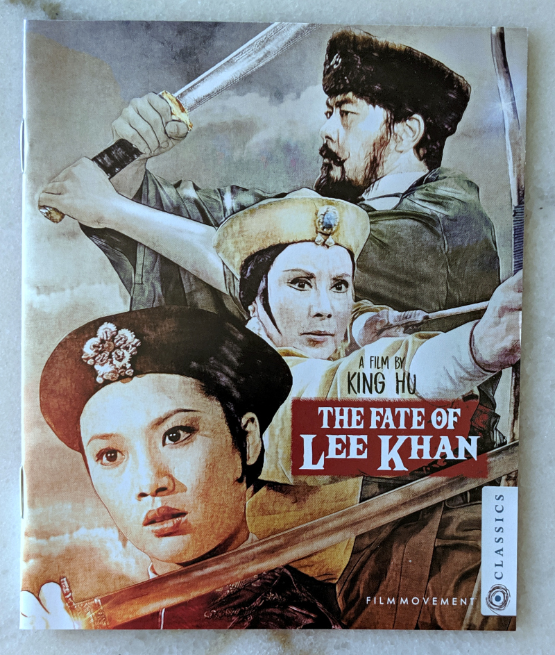 fate of lee khan bluray booklet