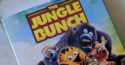 feature the jungle bunch dvd
