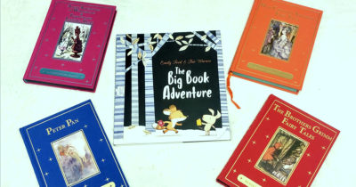 five summer childrens books