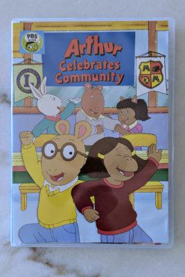 pbs arthur celebrates community