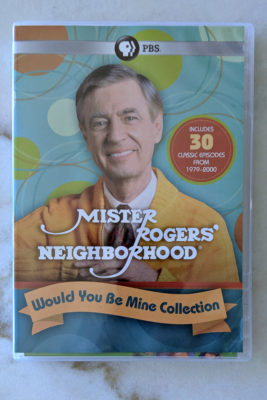 pbs mister rogers would you be mine colletion