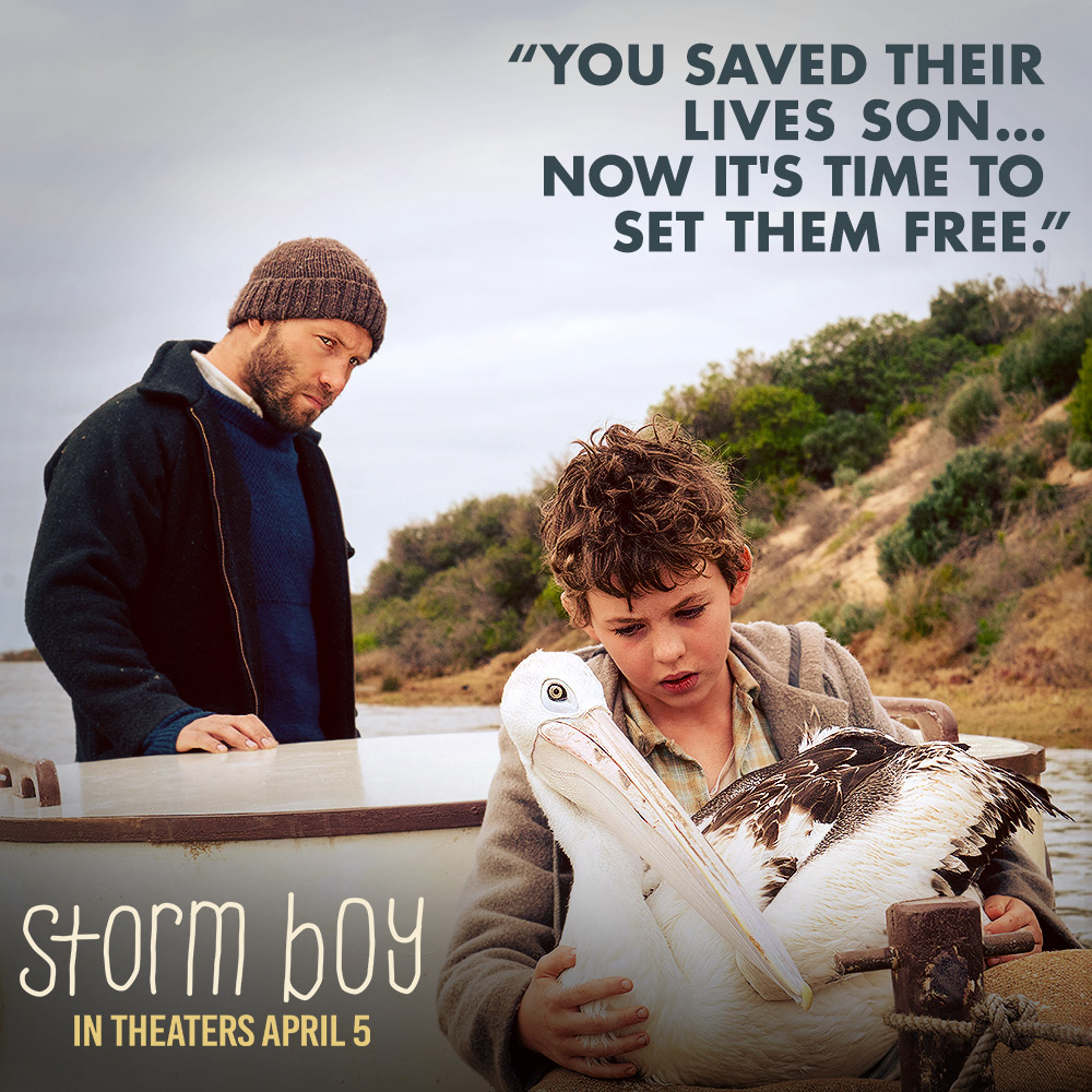 quote from storm boy movie