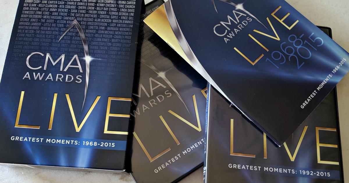 time life cma dvd set