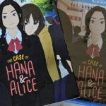 The Case of Hana and Alice Anime Blu-ray