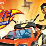 Ninja Blaze – Blaze and The Monster Machines