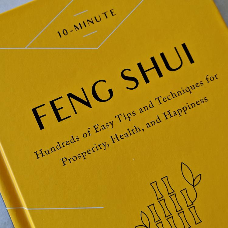 book - 10 minute feng shui